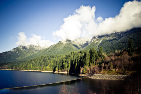 Capilano Lake Vista
