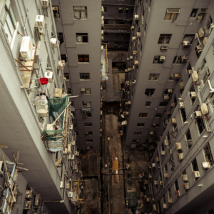 Peering into the heart of Chungking Mansions