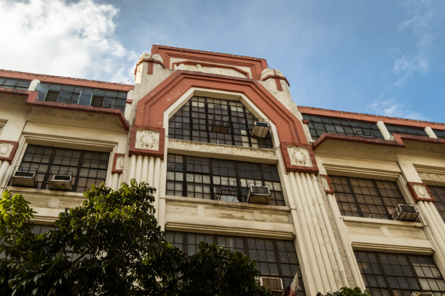 First United Building (Perez-Samanillo Building)