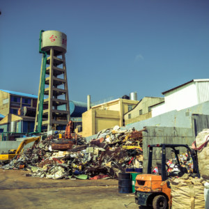 Heavy industrial in Hsinchu