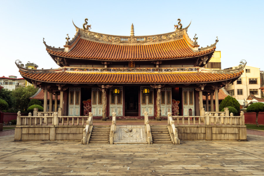Confucius Temple, Changhua City