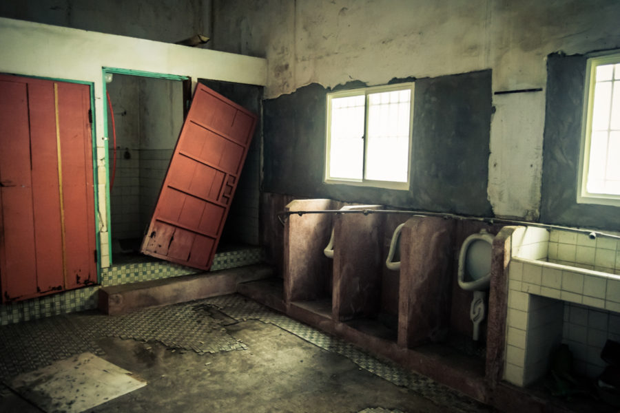 Former Xinxing Theater Restrooms