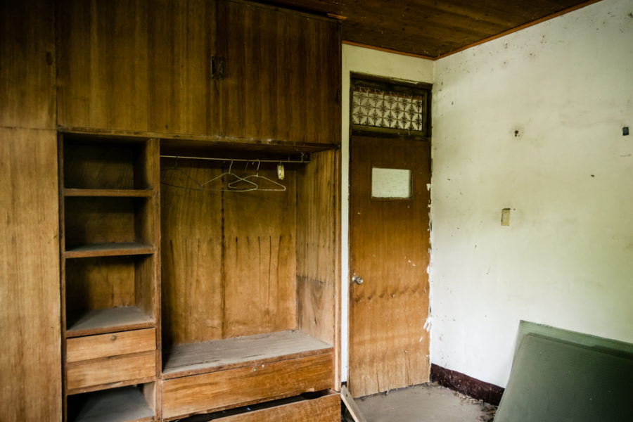 Staff Quarters Inside Puli Sanatorium 埔里肺病療養院
