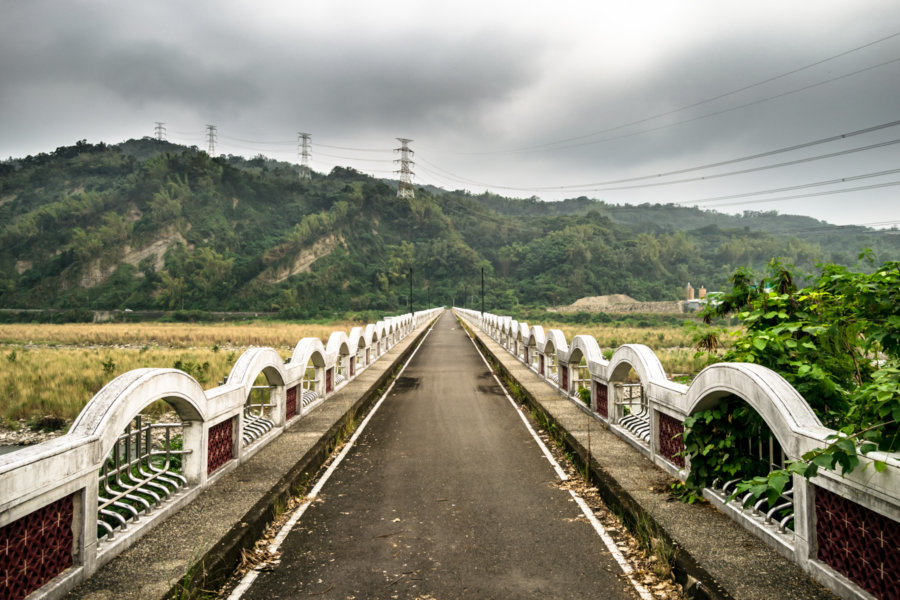 Pinglin Bridge, Nantou County