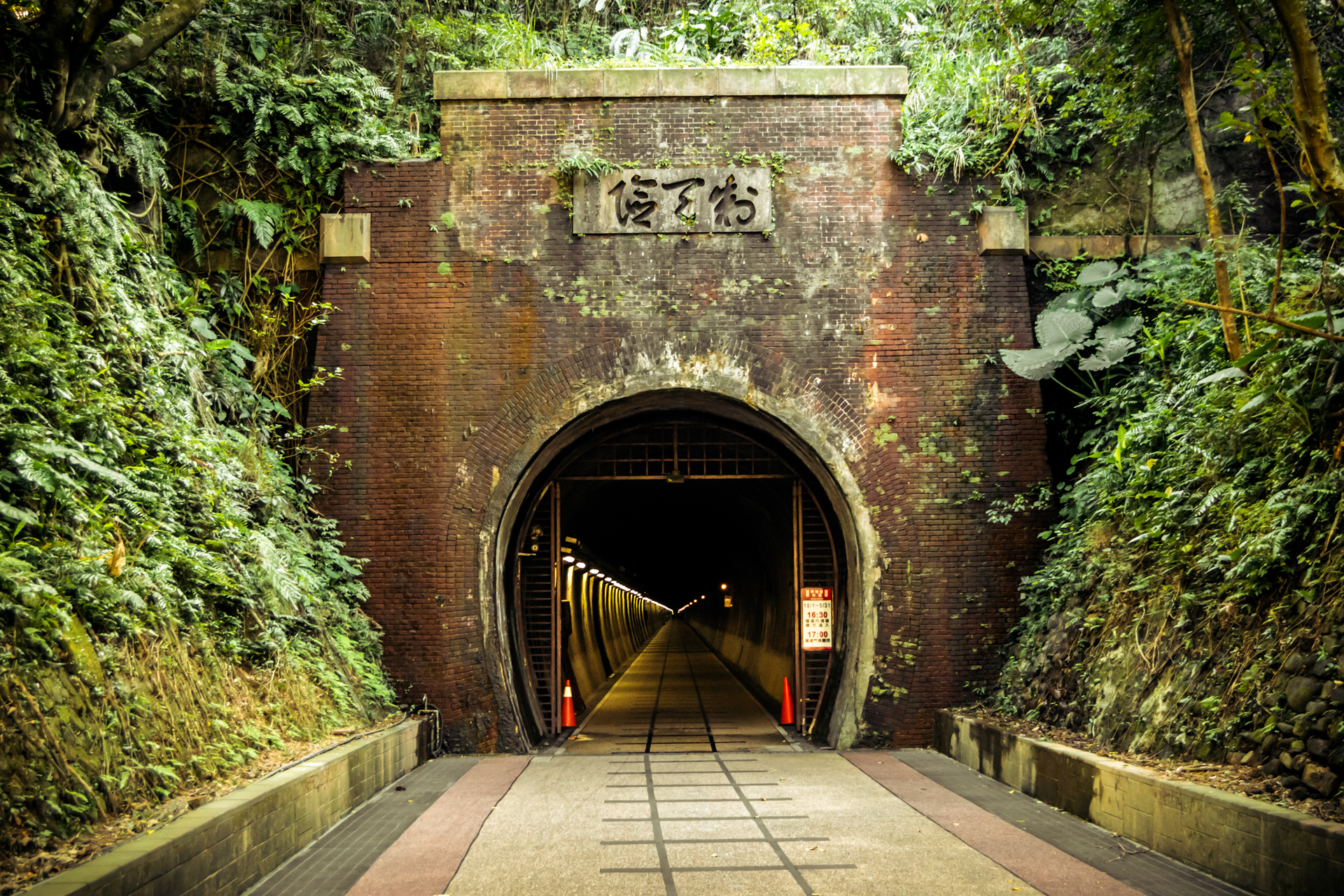 Old Caoling Tunnel 舊草嶺隧道 – Synapticism