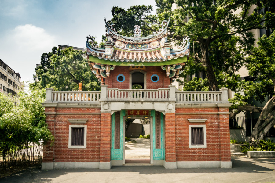 Jishan Gatehouse 積善樓