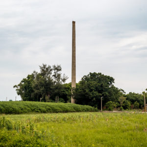 The Tall Chimney of the Shuangxikou Brick Kiln