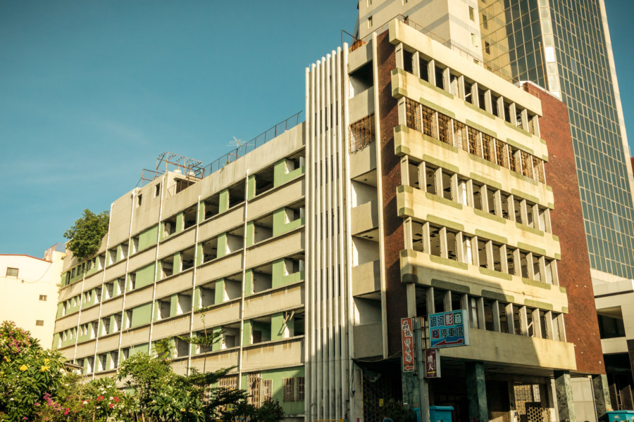 Exterior shot of Xinglin General Hospital 杏林綜合醫院