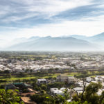 Looking northwest from Liyushan 鯉魚山 in Taitung City