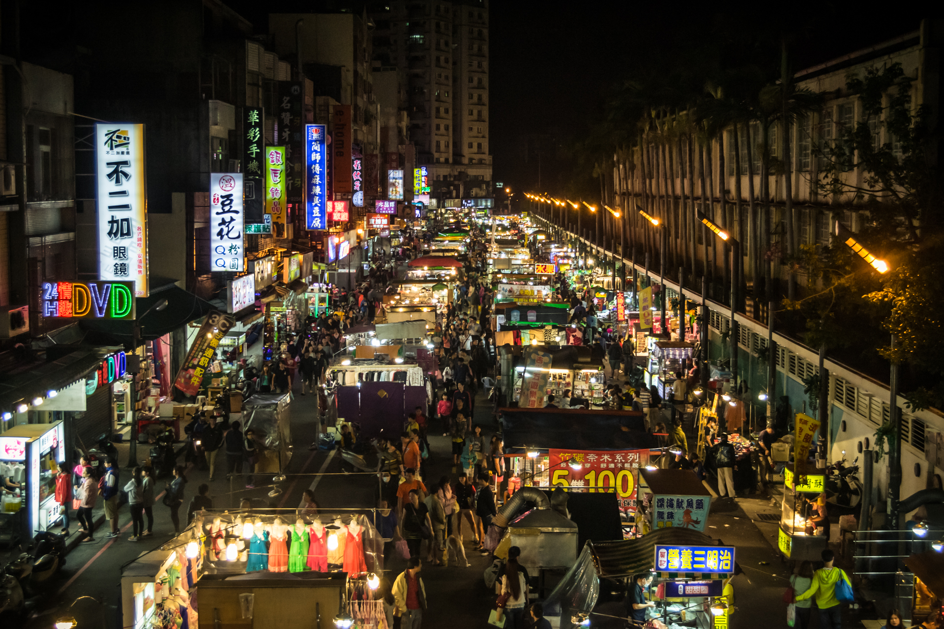Zhongli Night Market 中壢夜市